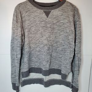Rag & Bone grey sweater small